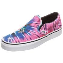 VANS Classic Slip-On Sneaker Damen rosa/blau Damen Gr. 34