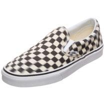 VANS Classic Slip-On Sneaker schwarz/weiß Gr. 43