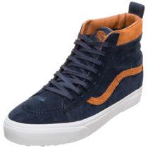 Vans Sk8-Hi MTE Sneaker Herren dunkelblau Herren Gr. 39