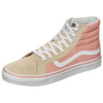 Vans Sk8-Hi Slim Sneaker Damen rosa Damen Gr. 34