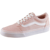 Vans Sneaker Ward Sneakers Low rosa Damen Gr. 36,5