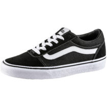 Vans Sneaker Ward Sneakers Low schwarz Damen Gr. 42