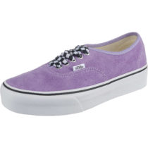 VANS UA Authentic Platform 2.0 Sneakers Low lila Damen Gr. 36