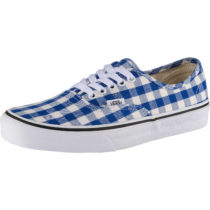 VANS UA Authentic Sneakers Low blau Damen Gr. 36