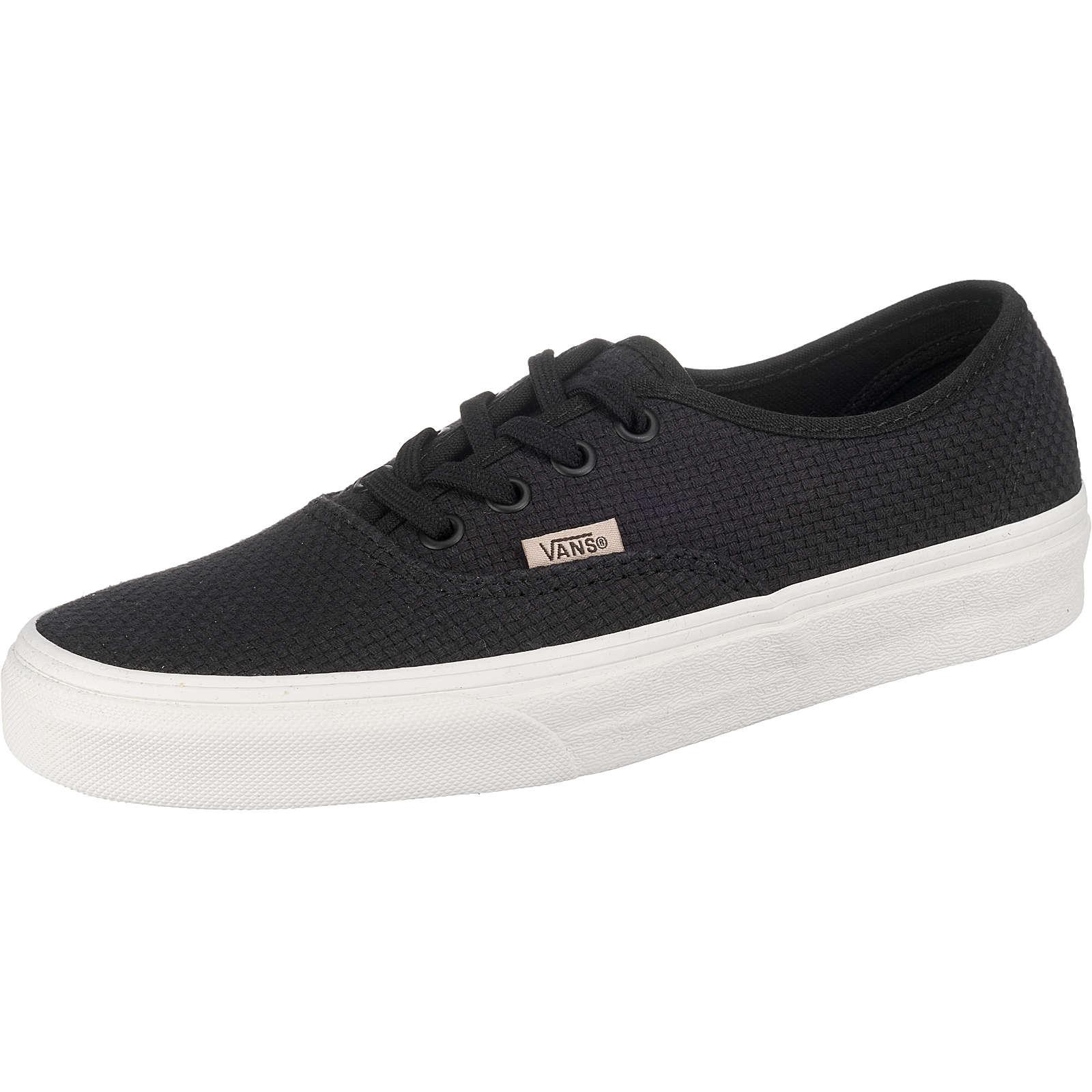 VANS UA Authentic Sneakers Low schwarz Damen Gr. 36