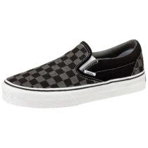 VANS UA Classic Slip-On Slip-On-Sneaker schwarz-kombi Gr. 40,5
