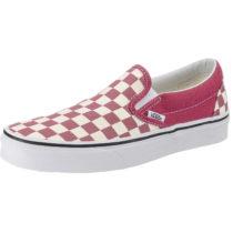 VANS UA Classic Slip-On-Sneaker rot Damen Gr. 36,5