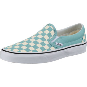 VANS UA Classic Slip-On Sneakers Low türkis Damen Gr. 40