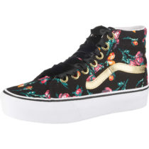 VANS UA SK8-Hi Platform 2.0 Sneakers High mehrfarbig Damen Gr. 38,5