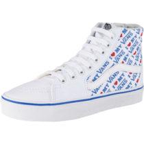 VANS UA SK8-Hi Sneakers High weiß-kombi Damen Gr. 43