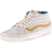 VANS UA Sk8-Mid Sneakers Low weiß Damen Gr. 36