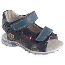 vertbaudet Baby Sandalen für Jungen blau Junge Gr. 24