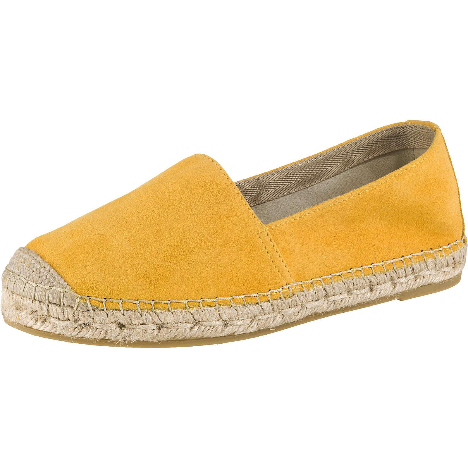 Vidorreta Espadrilles gelb Damen Gr. 36