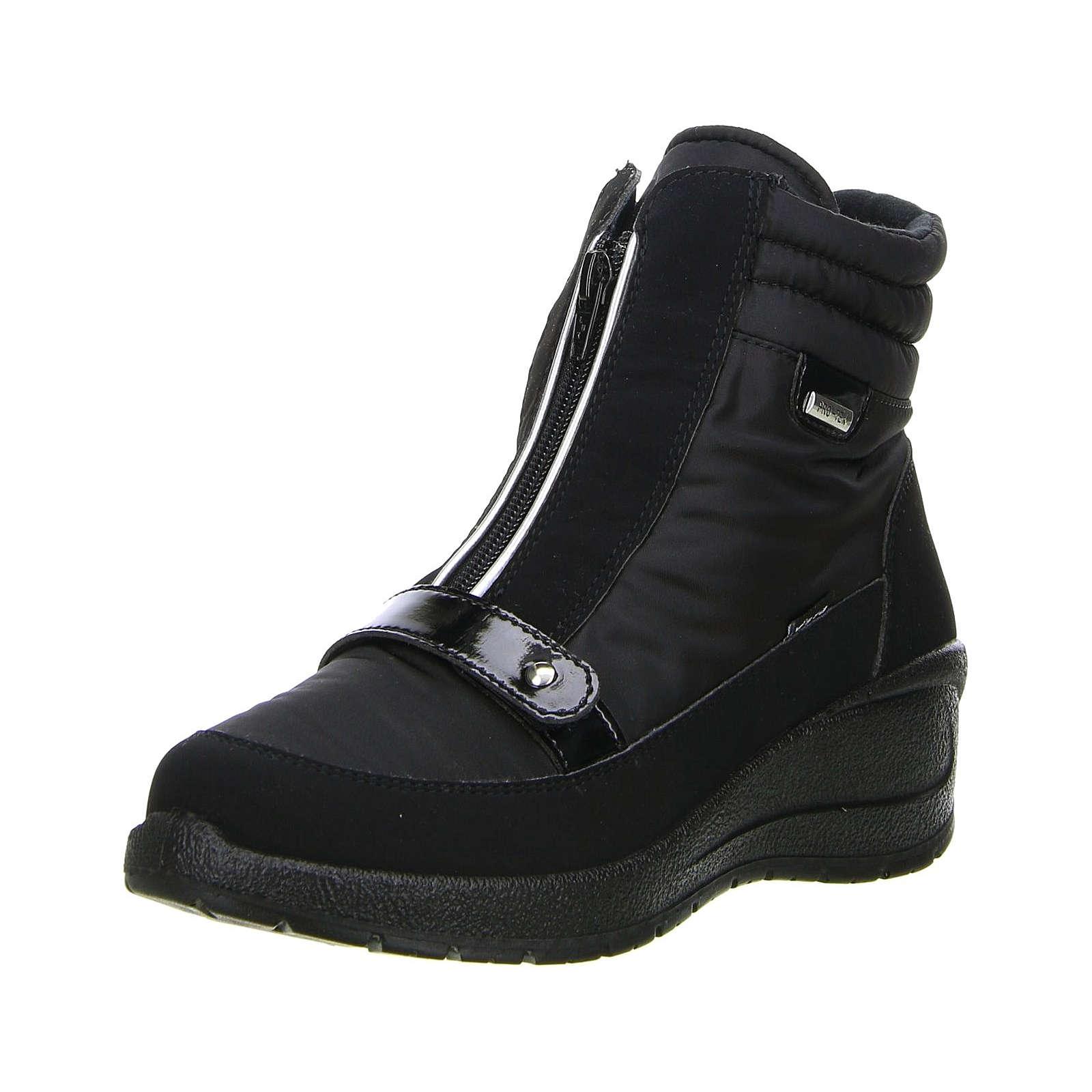 Vista Damen Winterstiefel Snowboots schwarz schwarz Damen Gr. 39