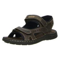 Vista Klassische Sandalen braun Herren Gr. 40