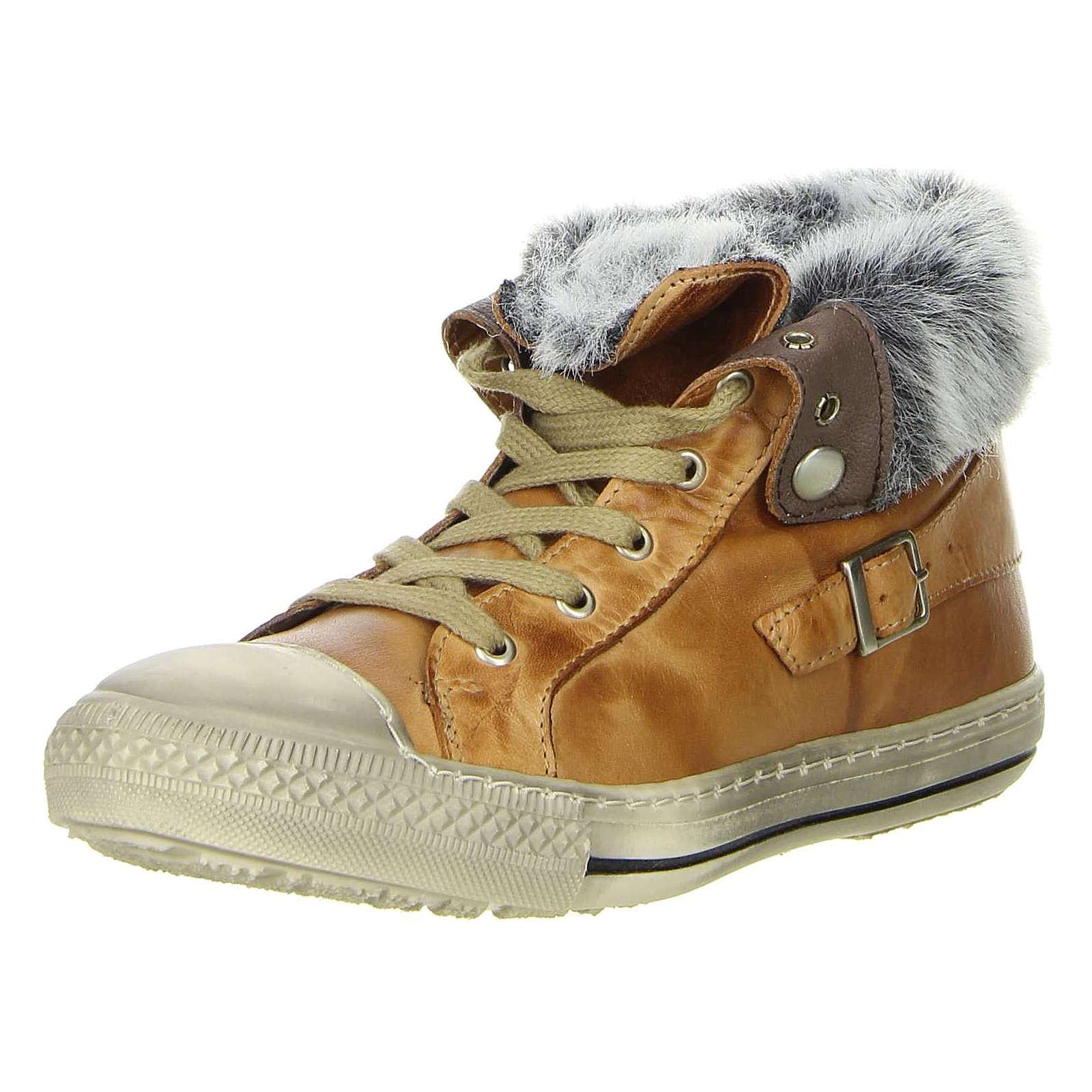 Vista Sneakers High braun Damen Gr. 37