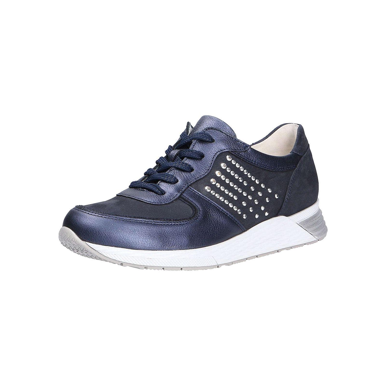 WALDLÄUFER Sneakers blau blau Damen Gr. 38