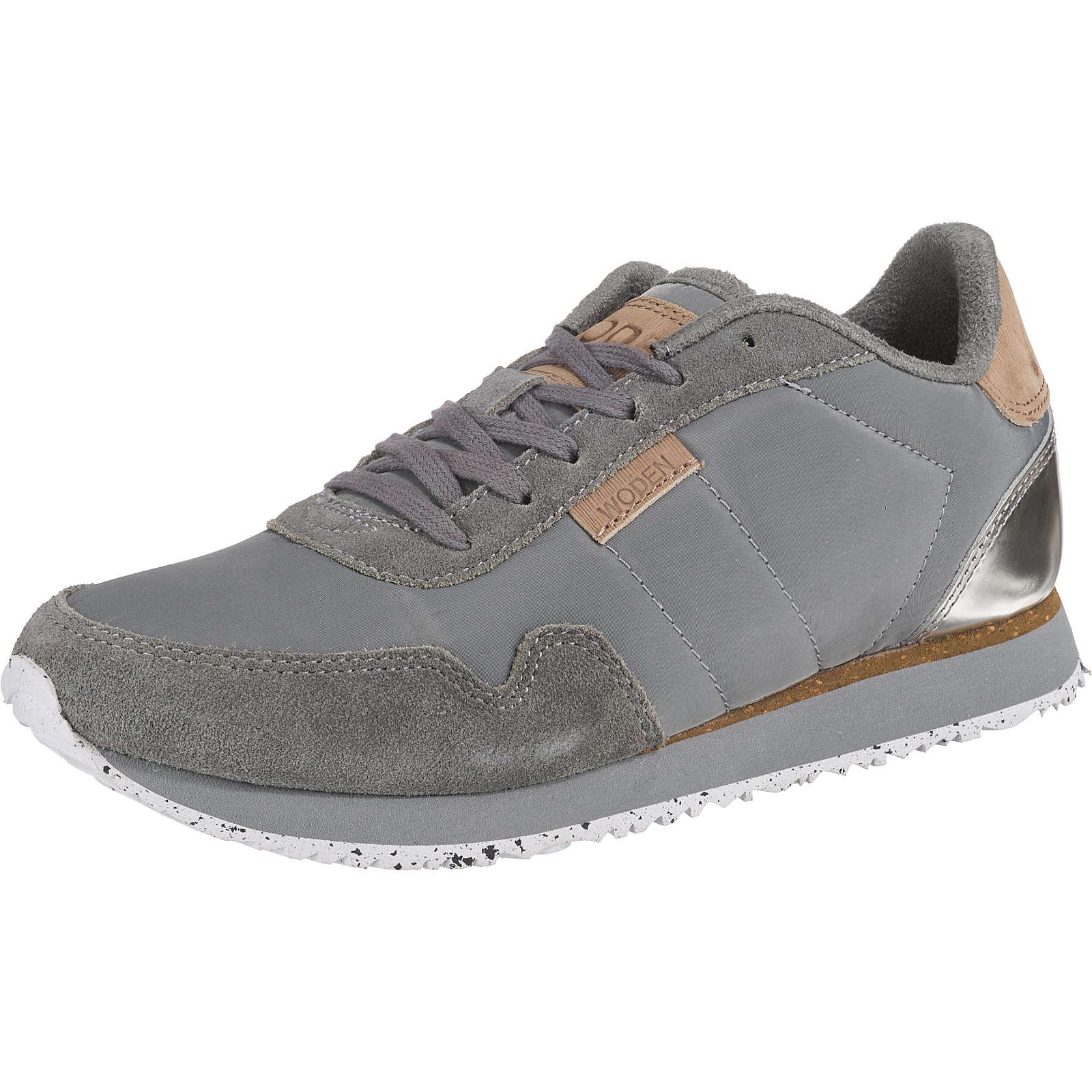 WODEN Nora ll Sneakers Low dunkelgrau Damen Gr. 37