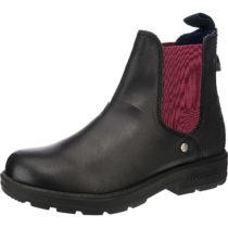 Wrangler Buddy Chelsea Boots schwarz Herren Gr. 46