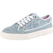 Wrangler Peggy Share Sneakers Low hellblau Damen Gr. 37