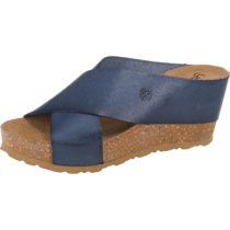 Yokono Canela 005 Pantoletten blau Damen Gr. 37